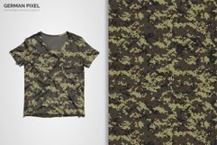 German Pixel Camouflage Patterns Product Image 5