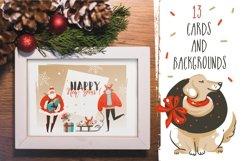 Christmas dogs set Product Image 7