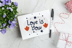 Katterina - Joyful Handlettering Font Product Image 7
