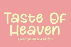 Taste Of Heaven Product Image 1