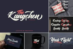 Best Modern Calligraphy Font Bundle Product Image 3