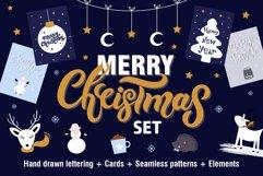 Merry Christmas Set Product Image 1