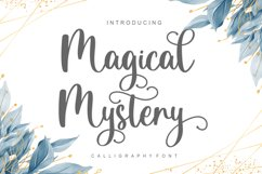 Magical Mystery Product Image 1