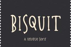 Bisquit | A Unique Serif Product Image 1