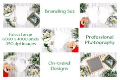 Farmhouse Baby Wear Craft Mockup Styled Stock Photo Bundle Product Image 2