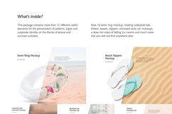 Hot Summer Mockups Bundle Product Image 2