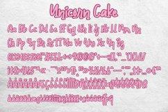 Unicorn Cake Product Image 6