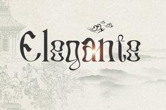 Strarat Elegante Font Product Image 5