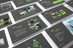 Dean Jaka Military Powerpoint Template Product Image 4