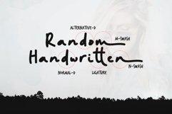 Random Handwritten Product Image 3