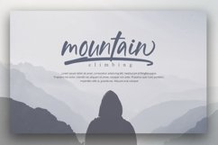 Fellicia Handwritten Font Product Image 2