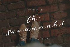 Oh, Savannah! Script Product Image 1
