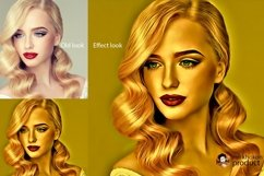 Gold Look Photoshop Effect Product Image 6