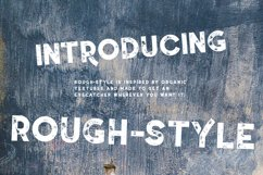 Coyote - a crazy & retro font family with optional stencils Product Image 6