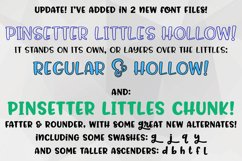 Pinsetter - Expanded! Five fun fonts for mixing and matching! Product Image 4