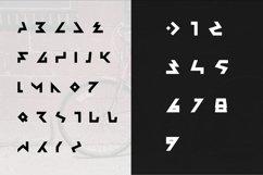 Ambisi Typeface Font Product Image 4