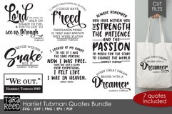 Harriet Tubman Quotes Bundle Product Image 1