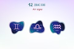 Zodiac signs Product Image 5