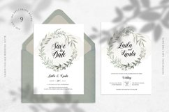 Green Foliage Wedding Suite Product Image 3