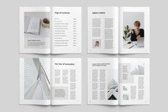 Magazine | MS Word & Indesign Product Image 4