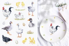Charming Rustic Watercolors Product Image 3