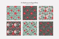 Merry Christmas Vector Set Product Image 4