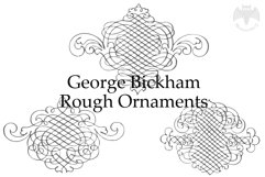 George Bickham Rough Ornaments Product Image 5