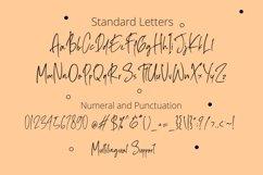 Ballpoint Rush, Handwritten Font Product Image 2