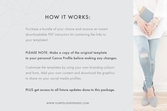 Client Welcome Packet Canva Template Product Image 3