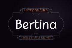 Bertina Product Image 1