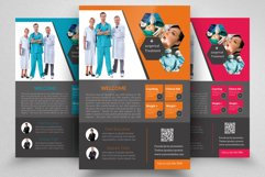 Dentist Flyer Template Product Image 1