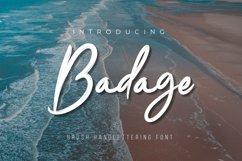 Badage Product Image 1