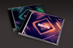 Neon CD Cover Artwork Product Image 5