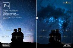 Night Sky Overlays, Pastel sky, sky overlay textures Product Image 6