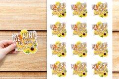 Sticker bundle Kindness sticker bundle Bee sticker bundle Product Image 2