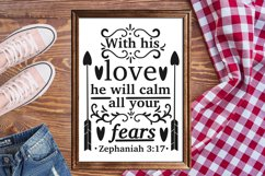 Bible verse SVG bundle, christian svg, blessed svg religious Product Image 6