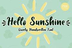 Hello Sunshine Product Image 1
