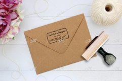 Rubber Stamp & Envelope Mockup Product Image 1