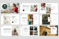 Tailor - Sewing Fashion Craft Google Slide Template Product Image 3