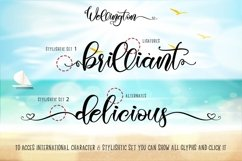 Wellington Font Duo Extras Product Image 3