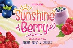 Sunshine Berry Product Image 1