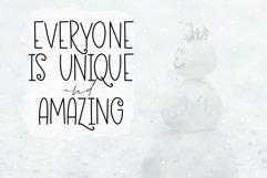 Eskimo Igloo - A Fun & Quirky Font Product Image 6