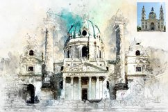 Watercolor Mixed Art Photoshop Action Product Image 5