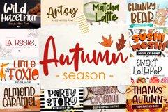 BIG BUNDLE - Seasonal Crafting Font Collection!! Product Image 8
