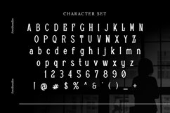 Web Font Silhouette Dreams Product Image 4