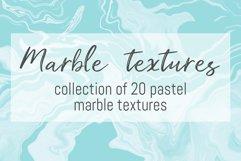 Pastel marble textures bundle Product Image 1