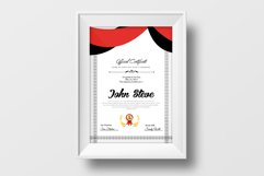Vertical Certificate Templates Product Image 1