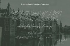 South Holland Signature font Product Image 8