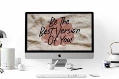 Web Font Moonlight - Handlettering Font Product Image 3