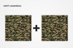 British Pixel Camouflage Patterns Product Image 3